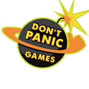 Don't Panic Games.com website