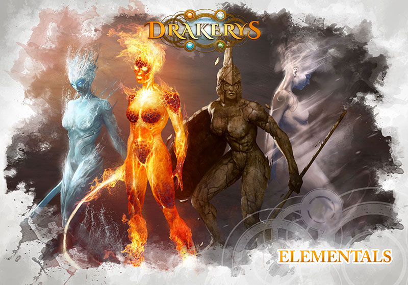 harness your elemental power dont panic games